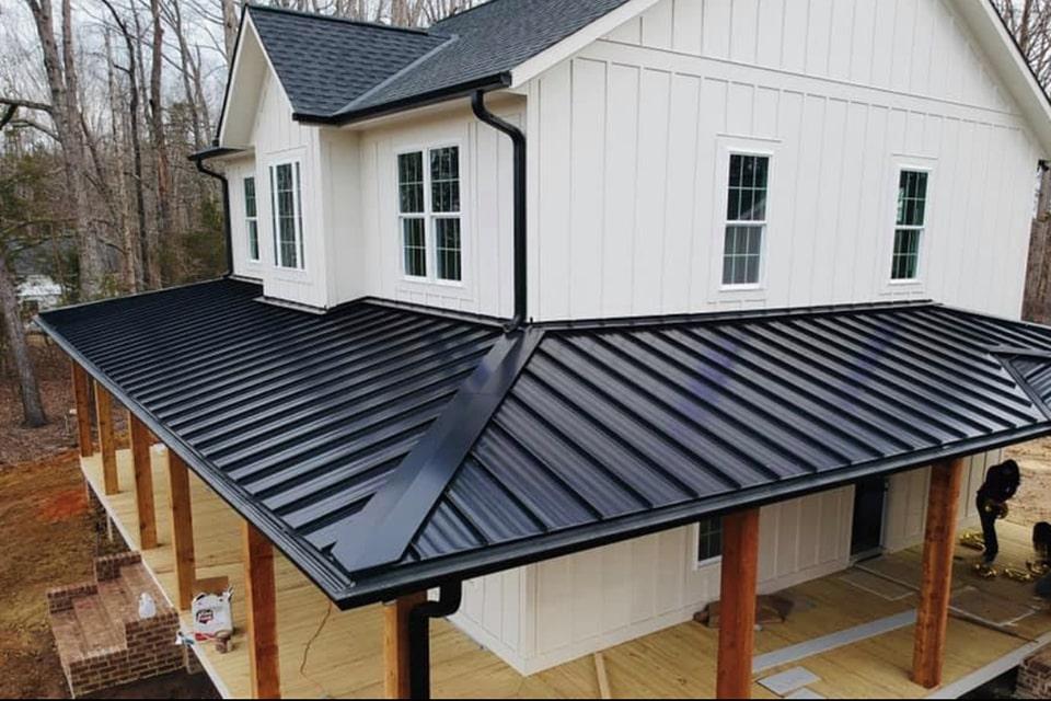 Metal Roofing Installation Lexington Kentucky