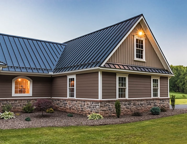 Standing Seam Metal Roof Installation Lexington KY